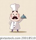 大廚 主廚 烹飪 20018510
