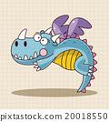 龙 插图 怪物 20018550