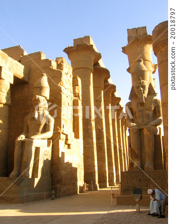 Temple of Luxor 20018797