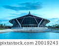 Prince Mahidol Hall in Mahidol university 20019243