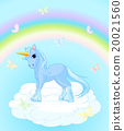 Unicorn on the Sky 20021560