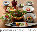 日式料理 茶道菜品 每樣單獨送達 20024122