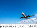 天空 航班 飞行 20024439