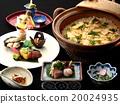 日式料理 煮雜燴飯 茶道菜品 20024935