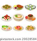 food, vector, lunch 20028584