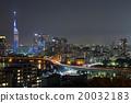 从Atago神社的夜景 20032183