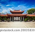 Gates of Lian Shan Shuang Lin Monastery 20035830