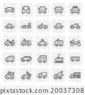Vehicle Icons 20037308