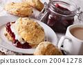 English pastries 20041278