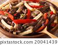 Peruvian cuisine 20041439