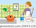 烹飪 食物 食品 20043126