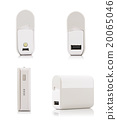 Power bank for charging mobile devices 20065046