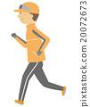 慢跑 20072673