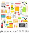 厨房 图标 一组 20076558