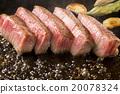 牛排 葷菜 魚片 20078324