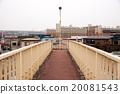 人行天桥 十字路口 交叉 20081543