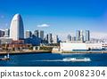 橫濱 未來港 風景 20082304