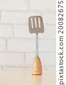 Spatula on table 20082675