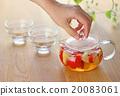 茶 水果茶 水果 20083061