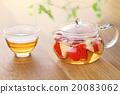 茶 t卹 水果茶 20083062
