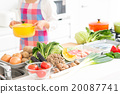 廚房 食品 原料 20087741