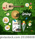 Infographic travel planning a spring vacation 20106608