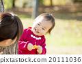 父母身份 开怀笑 咧嘴笑 20111036