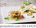 salmon tartare 20114429