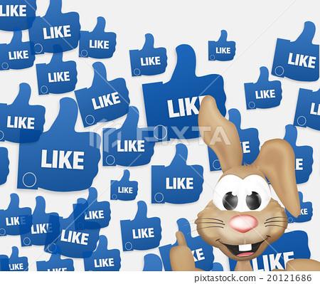 Bunny Likes Design 20121686