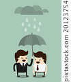 Concept of insurance protection 20123754