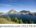 Lofoten Islands near Moskenes, Norway 20127818