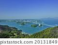 shimanami航線 橋樑 高速公路 20131849