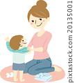 父母身份 父母和小孩 男孩 20135001