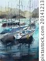 船 遊艇港 遊艇 20141213