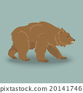 animal, bear, dangerous 20141746