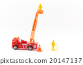 Toy fire and firefighters: Toy Fire Truck และนักผจญเพลิง 20147137