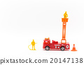 Toy fire and firefighters: Toy Fire Truck และนักผจญเพลิง 20147138