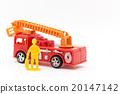 장난감 소방차와 소방관 : Toy Fire Truck & Firefighter 20147142