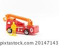 장난감 소방차와 소방관 : Toy Fire Truck & Firefighter 20147143