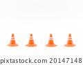 電纜塔 錐形交通路標 玩具 20147148