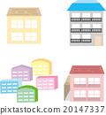 아파트 일러스트 20147337