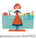 kitchen, kitchens, Housewife 20147925