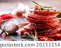 Sausage Chorizo. Spanish traditional chorizo sausa 20151554