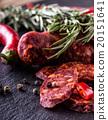 Sausage Chorizo. Spanish traditional chorizo sausa 20151641