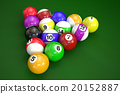 billiard, ball, 3d 20152887