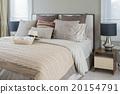 เตียง,ตกแต่ง,การตกแต่ง 20154791