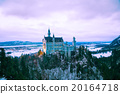 Neuschwanstein castle in Bavaria, Germany 20164718