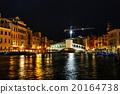 Rialto bridge (Ponte di Rialto) in Venice 20164738