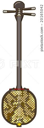 三弦琴 器具 仪器 20165042
