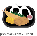 饭团 日式便当 插图 20167010